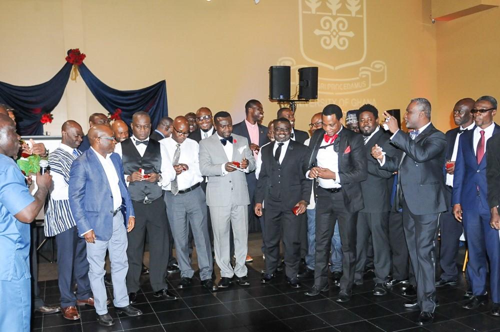 Commonwealth Hall OVA at 2017 Reunion